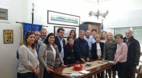 Απ. Παπαδούλης: Είμαστε δίπλα στους «Ίωνες»