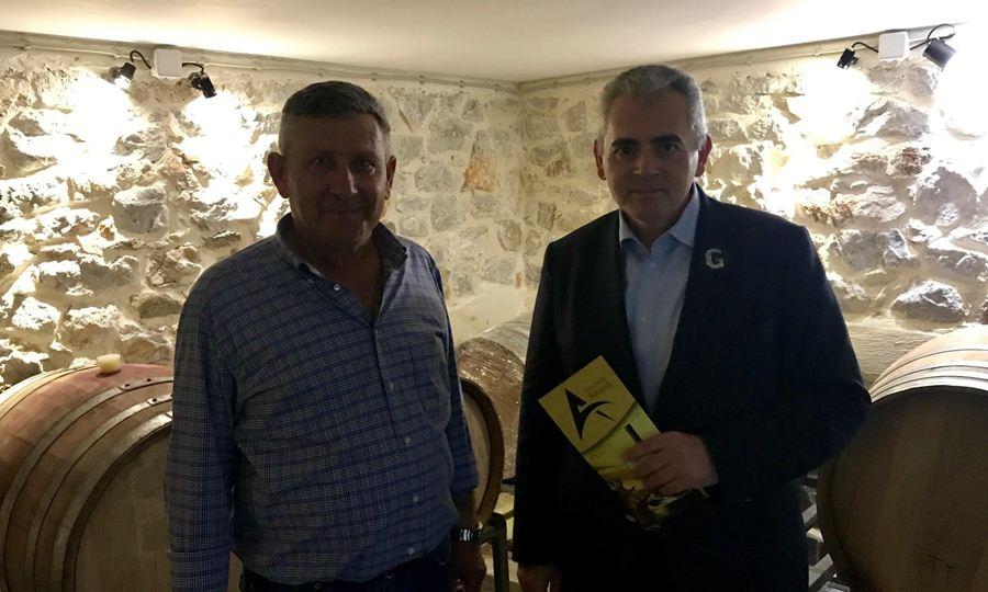Χαρακόπουλος από οινοποιείο Αλατά: «Διαβατήριο για αγορές η ποιότητα και ταυτότητα των κρασιών»