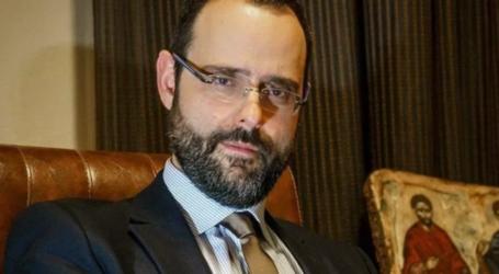 Κ. Μαραβέγιας: Απόλυτα σίγουρος για νίκη, πολύ αισιόδοξος για αυτοδυναμία της ΝΔ