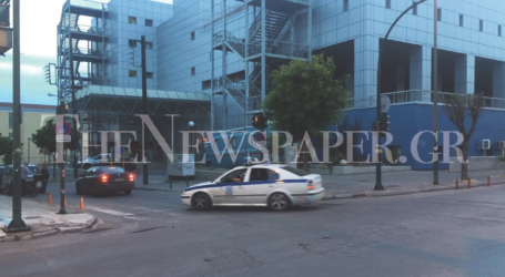 ΤΩΡΑ: Παρέμβαση αντιεξουσιαστών υπέρ Κουφοντίνα στο Νοσοκομείο Βόλου [εικόνες]