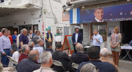 Κ. Αγοραστός:Πρωταγωνιστές στις εξελίξεις τα νησιά της Θεσσαλίας