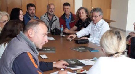 Απ. Παπαδούλης: Θα αναβαθμίσουμε τη λειτουργία του Δήμου