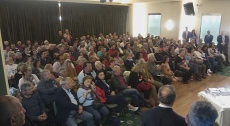 Γυρίζει την Ελλάδα ο Παύλος Μαρκάκης – Επίσκεψη στη Χαλκίδα για τον υπ. ευρωβουλευτή της «Ελληνικής Λύσης»