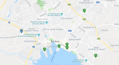 Βόλος: Δείτε τον χάρτη με τους απινιδωτές που σώζουν ζωές