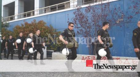 Βόλος: Διαμαρτυρία αντιεξουσιαστών υπέρ Κουφοντίνα στο Νοσοκομείο [εικόνες]