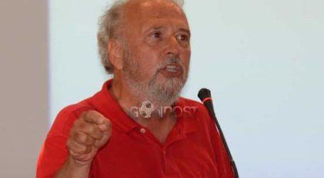 Τσιτσιρίγκος: Να συνεχιστεί η πίεση για να μην περάσει η αναδιάρθρωση