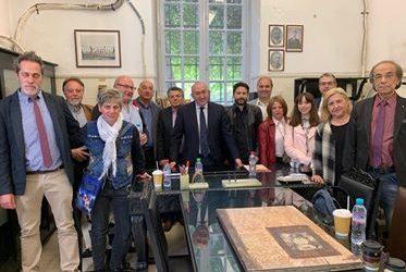 Αποστολάκης: Επιτακτική ανάγκη να επιλυθεί άμεσατο κτιριακό πρόβλημα του Δικαστικού Μεγάρου Βόλου