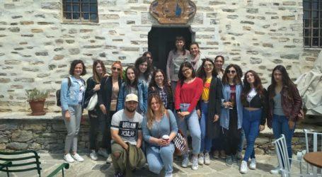 Εκπαιδευτική επίσκεψη στο ΚΠΕ Μακρινίτσας