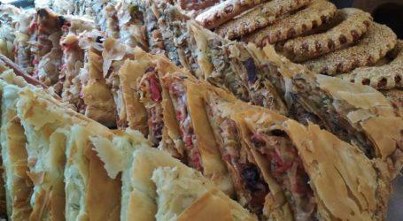 Φούρνοι Μανδηλά: Λαχταριστές χειροποίητες πίτες κάθε πρωί