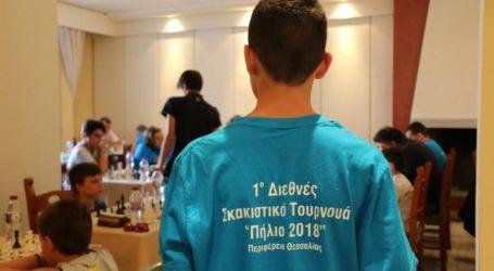 """2ο Διεθνές Σκακιστικό Τουρνουά """"Πήλιο 2019"""" στον Άγιο Ιωάννη Πηλίου"""