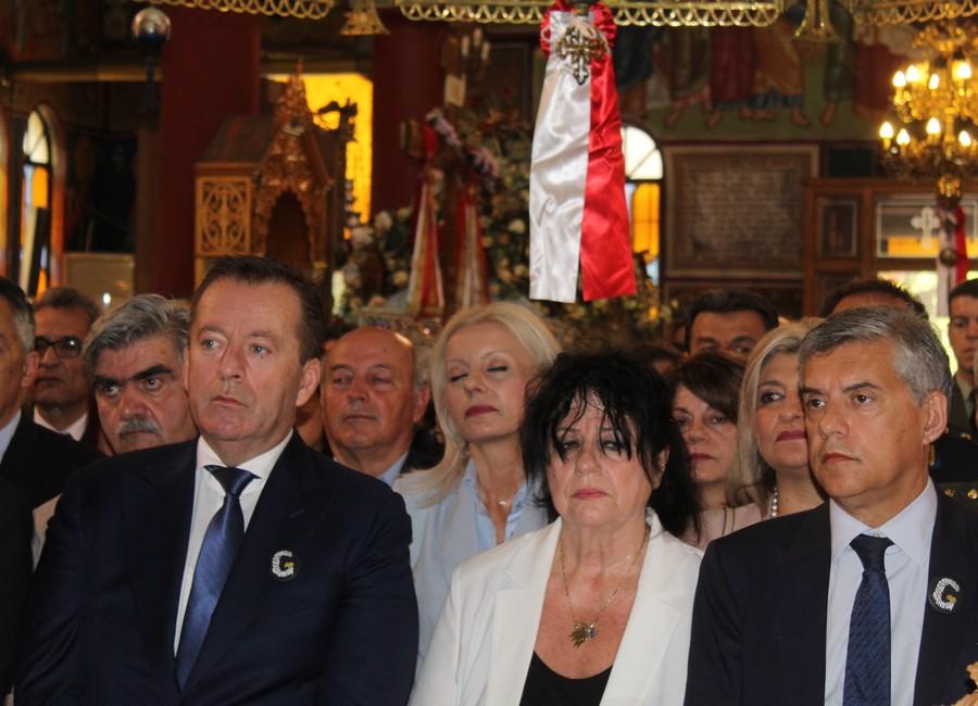 Τίμησαν τη μνήμη των θυμάτων της Γενοκτονίας των Ποντίων στη Λάρισα (φωτο)