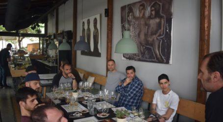 Σεμινάριο γευσιγνωσίας ουίσκι πραγματοποιήθηκε στη Λάρισα (φωτο)
