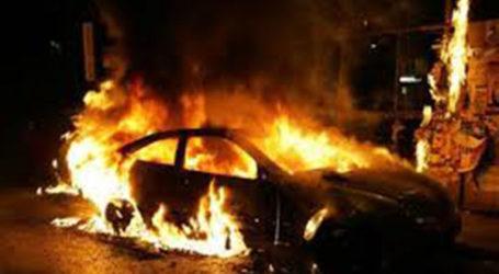 Αυτοκίνητο κάηκε ολοσχερώς μετά από τροχαίο – Στο Νοσοκομείο Βόλου οι τραυματίες