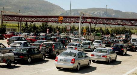 Εκλογές 2019 χωρίς διόδια – Ελεύθερη η μετακίνηση των οχημάτων στους αυτοκινητοδρόμους