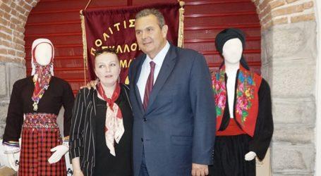 Στη γεωπολιτική αξία της Θράκης, αναφέρθηκε ο πρόεδρος των ΑΝΕΛ Πάνος Καμμένος