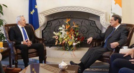 Διακυβερνητικό Συμβούλιο Άμυνας Ελλάδας-Κύπρου παρουσία Αποστολάκη και Αγγελίδη
