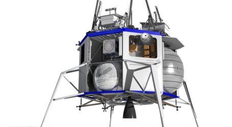 Η Blue Origin θα στείλει ανθρώπους στη Σελήνη έως το 2024
