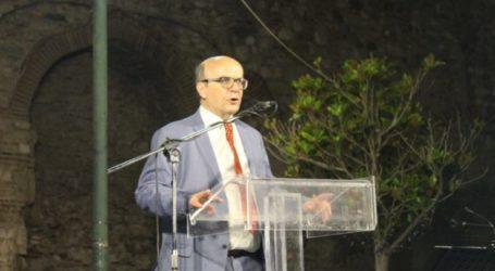 Πρωτοβουία Αξιών: Προσωπική επιλογή του Νασιώκα να παραστεί στην ομιλία της Καραλαριώτου