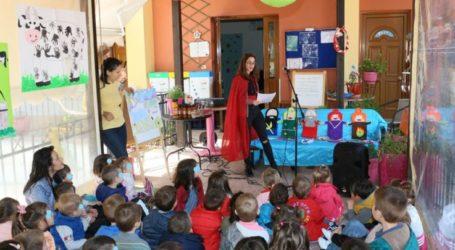Όταν η μάθηση και η φιλία συνδυάζονται με τη διασκέδαση – Συνάντηση των νηπίων στη Λάρισα