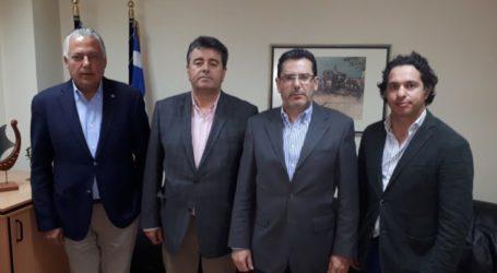 Συνάντηση με την ΥΕΔΔΕ είχε η Διοίκηση Θεσσαλίας του Οικονομικού Επιμελητηρίου Ελλάδος