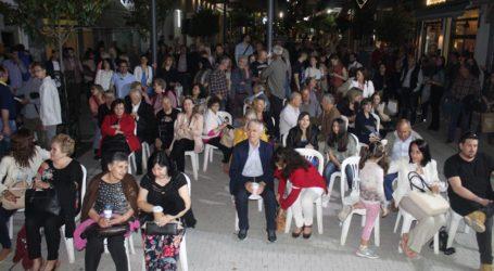 Κάλεσμα Γαμβρούλα στους νέους της Λάρισας να μην απέχουν από τις εκλογές (φωτο)