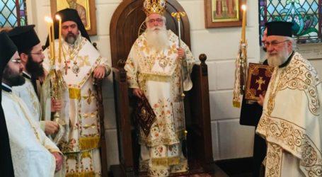 """Δημητριάδος Ιγνάτιος: """"Η ζωή εις την Εκκλησίαν πρέπει να είναι μία εν Χριστώ έκπληξις"""""""