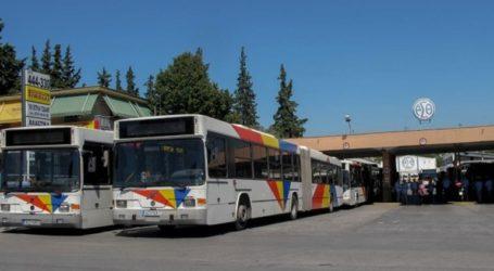 Με προσωπικό ασφαλείας κινούνται τα λεωφορεία του ΟΑΣΘ