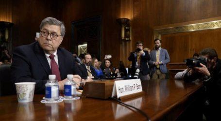 Ο Ουίλιαμ Μπαρ υπερασπίζεται ενώπιον επιτροπής της Γερουσίας τους χειρισμούς του