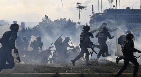 Μεγάλη ανησυχία εκφράζει ο ΟΗΕ για την υπερβολική χρήση βίας στη Βενεζουέλα