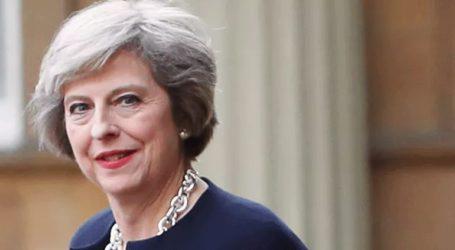 Η Μέι παρουσίασε στοιχεία για το Brexit σε επιτροπή του κοινοβουλίου