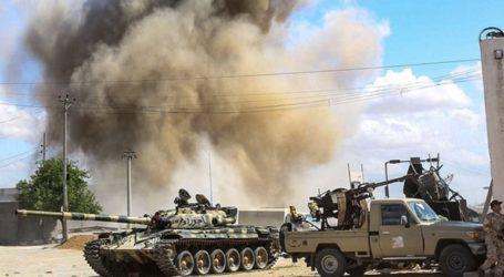 Τουλάχιστον 376 νεκροί στις εχθροπραξίες στην Τρίπολη τον Απρίλιο