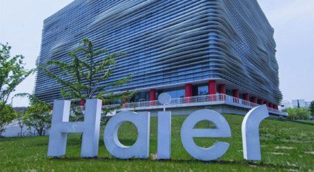 Αύξηση κατά 9,41% κατέγραψαν τα καθαρά κέρδη της εταιρείας Haier, στο πρώτο τρίμηνο του 2019
