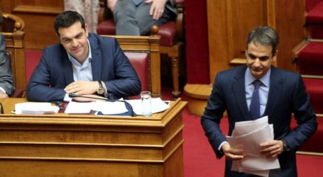 Επιστολή ΣΥΡΙΖΑ σε ΝΔ για ντιμπέιτ Τσίπρα