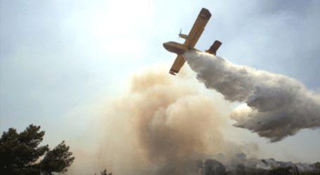 Υπό έλεγχο η πυρκαγιά στη Μεταμόρφωση Χαλκιδικής