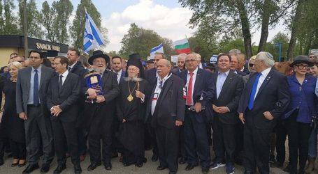 Επικεφαλής της «Πορείας των Ζώντων» μαζί με τον Οικουμενικό Πατριάρχη ο Νίκος Βούτσης