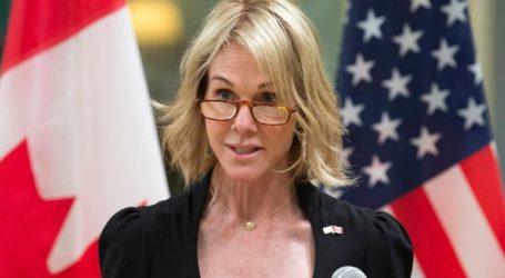 Η Γερουσία καλείται να εγκρίνει τον διορισμό της Κέλι Νάιτ-Κραφτ στο αξίωμα της πρέσβειρας των ΗΠΑ στον ΟΗΕ