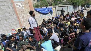 Τουλάχιστον οκτώ Αφρικανοί μετανάστες πέθαναν σε κέντρο κράτησης