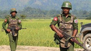 Έξι φερόμενοι ως αντάρτες σκοτώθηκαν από πυρά του στρατού