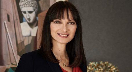 Παραιτήθηκε η Έλενα Κουντουρά από υπουργός Τουρισμού λόγω της υποψηφιότητάς της στις ευρωεκλογές