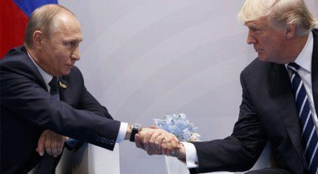 Τηλεφωνική επικοινωνία Τραμπ – Πούτιν