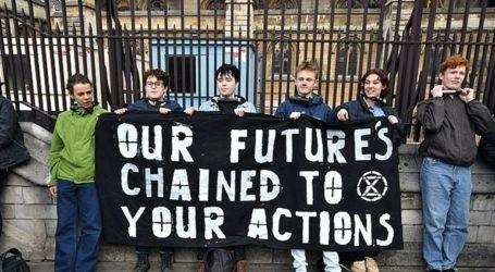 Νέες διαδηλώσεις εφήβων για την κλιματική αλλαγή