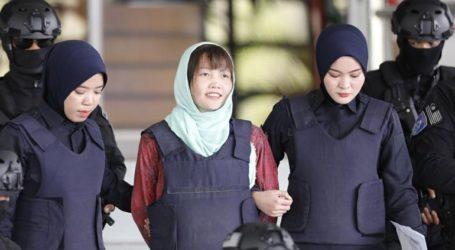 Ελεύθερη η Βιετναμέζα κατηγορούμενη για τη δολοφονία του ετεροθαλούς αδελφού του Κιμ Γιονγκ Ουν