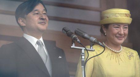 Στην πρώτη του δημόσια ομιλία ο νέος αυτοκράτορας Ναρουχίτο ζήτησε παγκόσμια ειρήνη