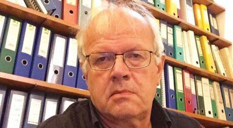 Σε τροχαίο ατύχημα ενεπλάκη ο σεισμολόγος Άκης Τσελέντης