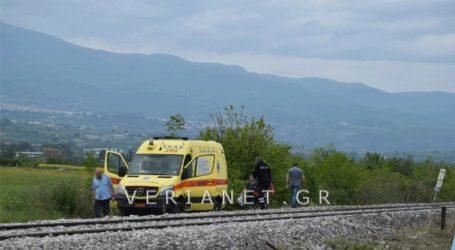 Άνοιξε η σιδηροδρομική γραμμή στην Ημαθία μετά το δυστύχημα