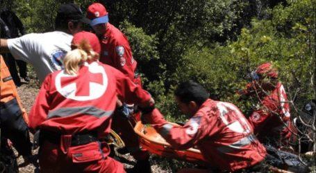 Σε εξέλιξη επιχείρηση διάσωσης τραυματισμένης τουρίστριας σε φαράγγι της Κρήτης