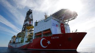 Επιμένει η Άγκυρα για τις γεωτρήσεις στην κυπριακή ΑΟΖ