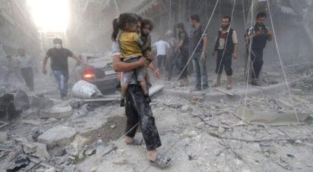 Νεκροί εννέα άμαχοι από αεροπορικούς βομβαρδισμούς