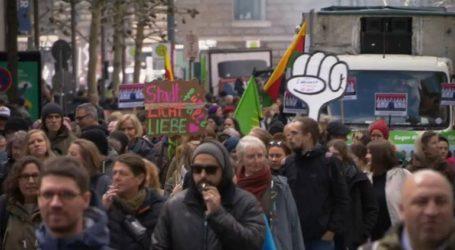 Διαδηλώσεις για τις αυξήσεις των ενοικίων στο Αμβούργο