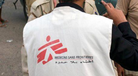 Οι Γιατροί χωρίς Σύνορα επιστρέφουν στο Άντεν έπειτα από ένα μήνα